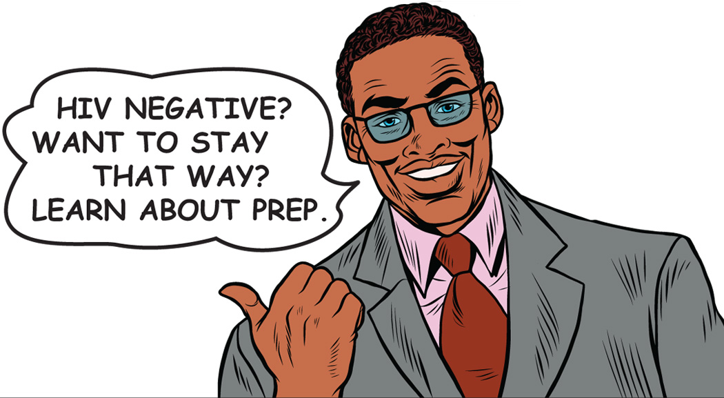 HIV Negative? Learn about Prep